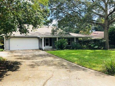 Jacksonville Single Family Home For Sale: 5469 Running Creek Lane