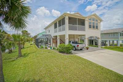 Palm Coast Single Family Home Contingent: 26 Moody Drive