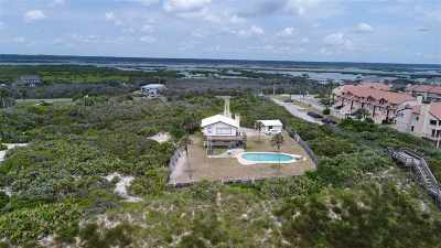 Single Family Home For Sale: 8204 A1a South