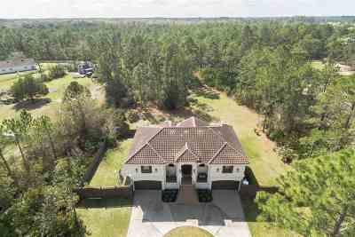 Ponte Vedra Single Family Home Conting_accpt Backups: 10712 Quail Ridge Drive