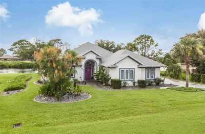 Marsh Creek Single Family Home For Sale: 521 Turnberry Ln