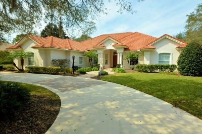 Palm Coast Single Family Home For Sale: 9 Via Marino