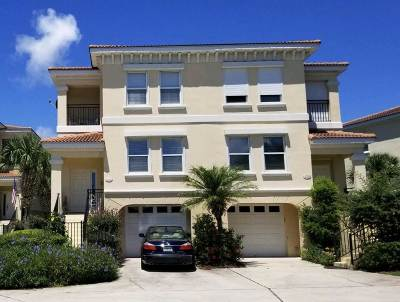 Townhouse For Sale: 1603 Windjammer Lane