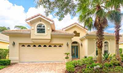 Palm Coast Single Family Home For Sale: 7 Village View Way