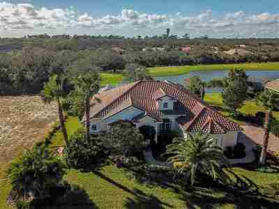Palm Coast Single Family Home For Sale: 37 Northshore Dr