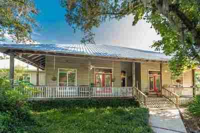 Single Family Home For Sale: 1100 Oak Ridge Rd.