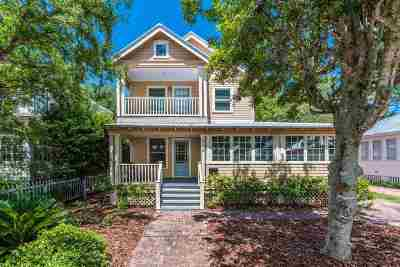 St Augustine Multi Family Home For Sale: 313 St George Street