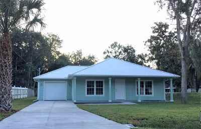 Saint Johns County Single Family Home For Sale: 1336 Truman Drive