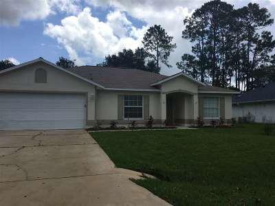 Palm Coast Single Family Home For Sale: 18 Woodstone