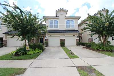 Jacksonville Townhouse For Sale: 6132 Bartram Village Drive