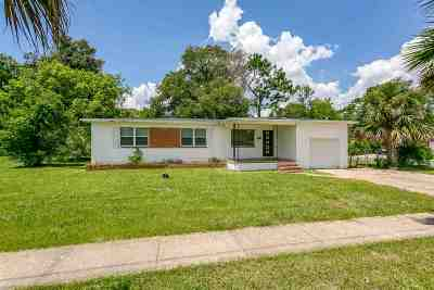 Jacksonville Single Family Home Conting_accpt Backups: 2946 Rogero Rd