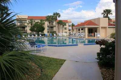 St Augustine FL Condo Contingent: $259,000