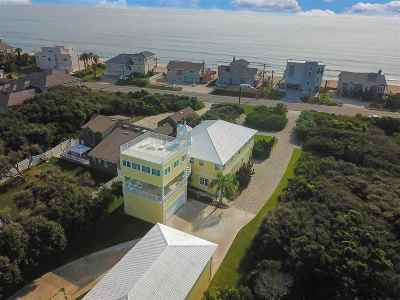 Saint Johns County, St. Johns County Single Family Home For Sale: S 3112 Ponte Vedra Blvd