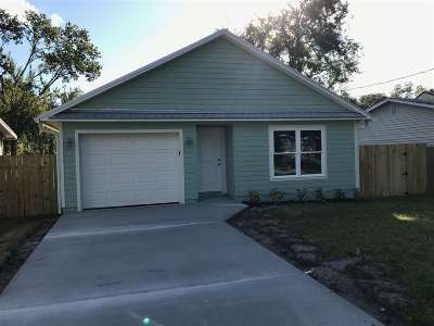 Saint Johns County Single Family Home For Sale: 349 Fortuna Ave