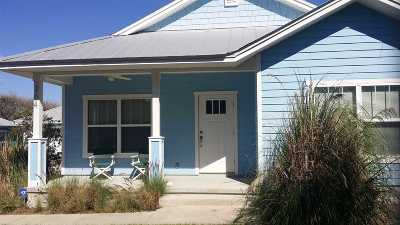 St Augustine Single Family Home For Sale: 204 Sixteenth St