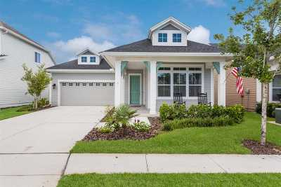 Ponte Vedra Single Family Home Contingent: 68 Paradise Valley Drive
