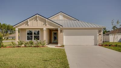 St Augustine Single Family Home For Sale: 25 Salt Point