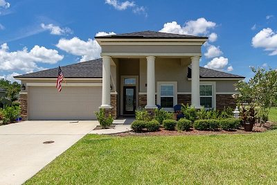 St Augustine Single Family Home For Sale: 604 Sapora Cl