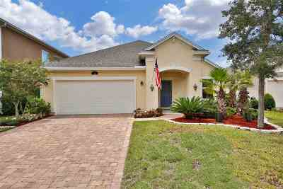 Jacksonville Single Family Home For Sale: 7161 Claremont Creek Dr