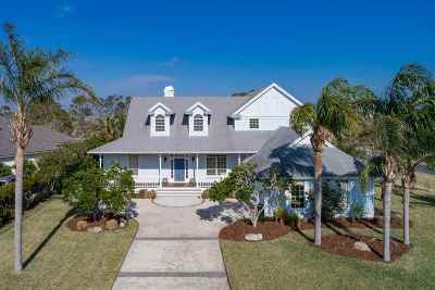 St Augustine Single Family Home Conting_accpt Backups: 500 Turnberry Lane