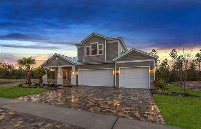 Saint Johns County Single Family Home For Sale