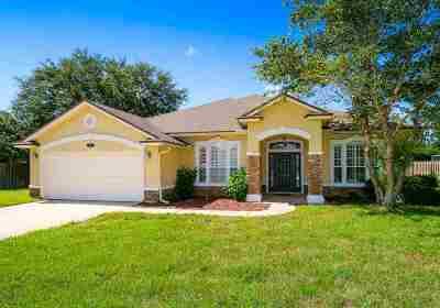 St Augustine Single Family Home For Sale: 177 Whisper Ridge Dr