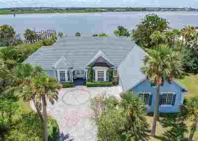 St Augustine Single Family Home For Sale: 144 Pelican Reef Dr