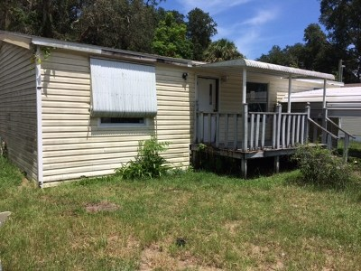 St Augustine Single Family Home For Sale: 226 Cervantes
