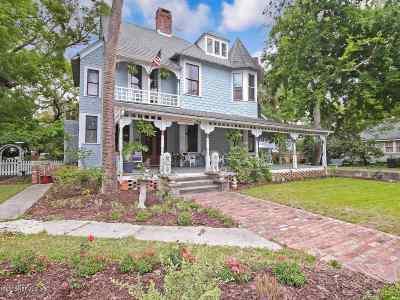 Fernandina Beach FL Single Family Home For Sale: $819,987