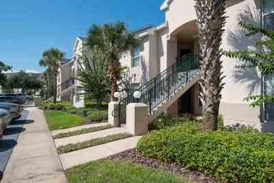St Augustine FL Condo For Sale: $179,000