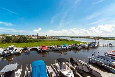 St Augustine Condo For Sale: 120 Sunset Harbor Way #206