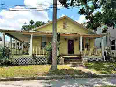 St Augustine FL Single Family Home For Sale: $119,500