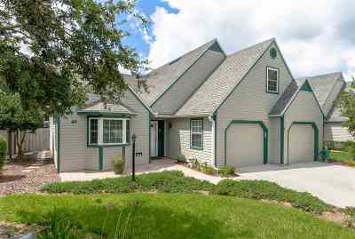 Vilano Beach, Villages Of Vilano Single Family Home For Sale: 356 Village Dr