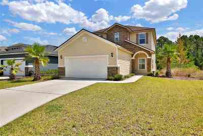 St Augustine FL Single Family Home For Sale: $290,000