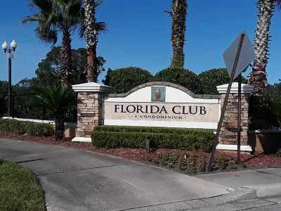 St Augustine Condo For Sale: 510 Florida Club Dr. #301