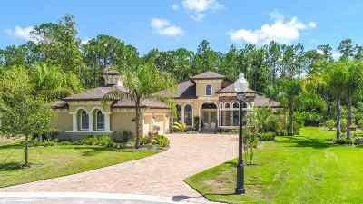 Palm Coast Single Family Home For Sale: 5 Scarlet Oak Court