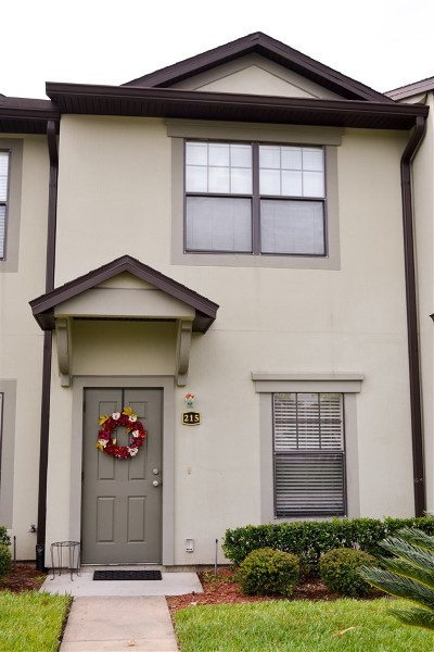 St Augustine Single Family Home Conting_accpt Backups: 215 Syrah Way