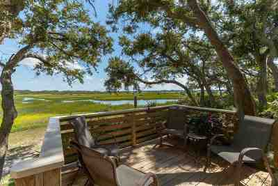 St Augustine Townhouse For Sale: 549 Carcaba Road