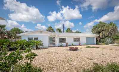 St Augustine Single Family Home For Sale: 35 Ocean Dr.