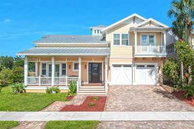 Seagrove Single Family Home For Sale: 824 Tides End Drive