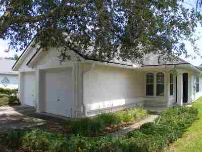 St Augustine FL Single Family Home Contingent: $179,900