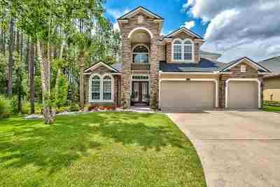 Jacksonville Single Family Home For Sale: 135 Staplehurst