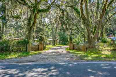 St Augustine Multi Family Home For Sale: 10800 Cr 13 N