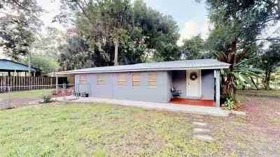 St Augustine Single Family Home For Sale: 1463 Spring Street