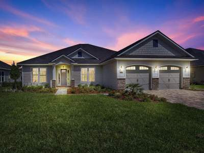 St Augustine Single Family Home For Sale: 213 Pescado Drive