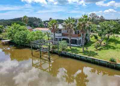 St Augustine Single Family Home For Sale: 266 Basque Road