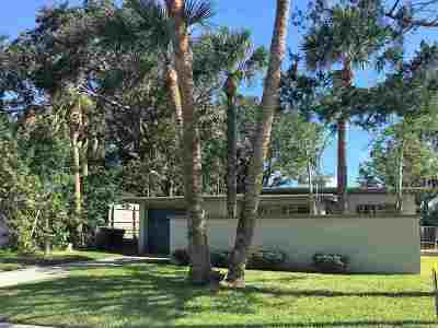 Davis Shores Single Family Home For Sale: 64 Dolphin Drive