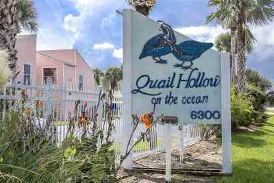 Condo For Sale: 6300 A1a South #B1-3TH