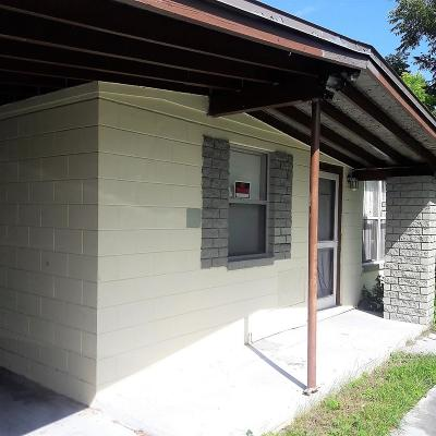 St Augustine Single Family Home For Sale: 254 Spring Street