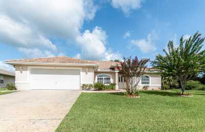 Palm Coast Single Family Home Conting_accpt Backups: 23 Farmsworth Dr